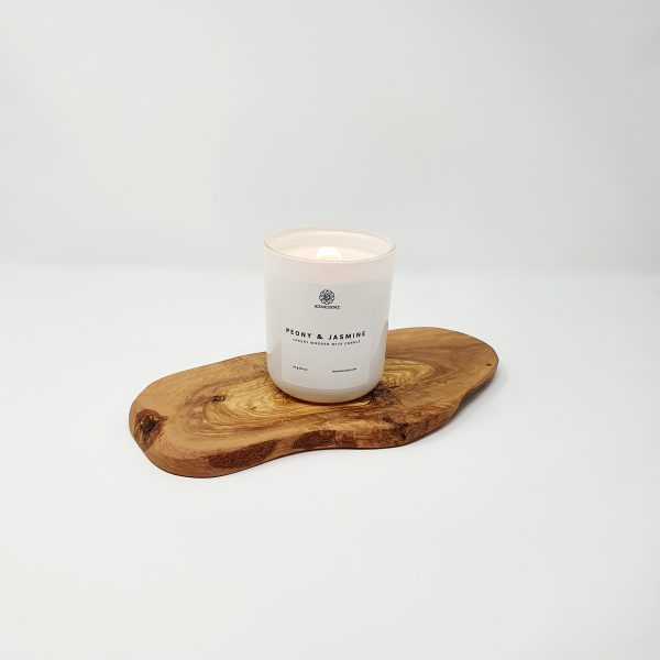 Peony & Jasmine Candle